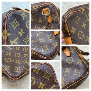 Louis Vuitton Bags - Authentic Louis Vuitton Monogram Marly Crossbody